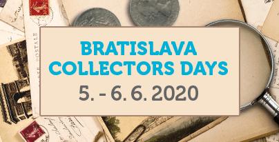 Bratislava Collectors Days 2020