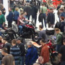 Výstava Motocykel - Boat Show v Inchebe