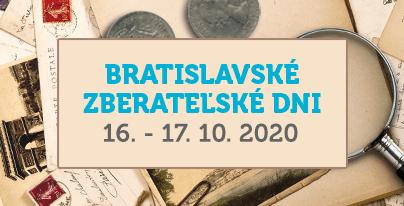 Bratislavské zberateľské dni 2020