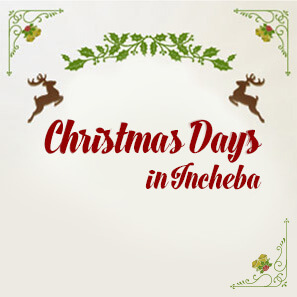Christmas Days in Incheba 2021