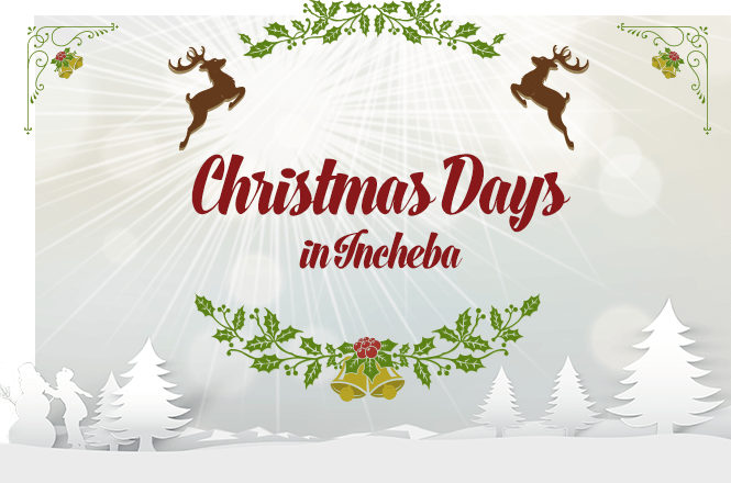 Christmas Days in Incheba 2019