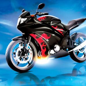 Motocykel Boat show 2021