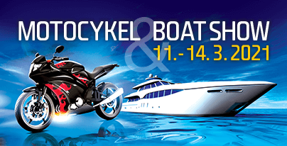 Motorcycles and Boat show 2021