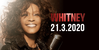 Whitney Houston - hologramový koncert