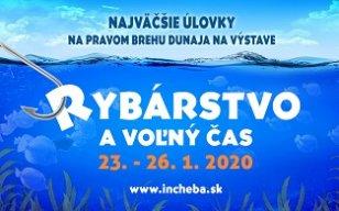 Vybavenie a rady pre úspešnú rybačku ponúkne obľúbená výstava Rybárstvo a voľný čas
