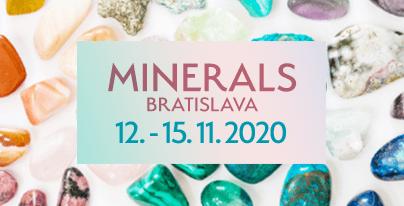 Minerals Bratislava 2020