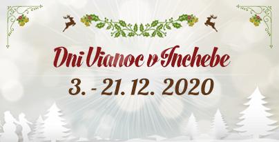 Dni Vianoc v Inchebe 2020