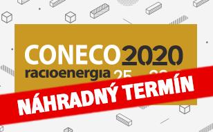 Veľtrhy Coneco a Racioenergia sa presúvajú na náhradný termín