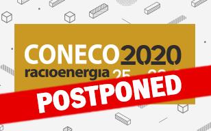 Coneco and Racioenergia fairs postponed