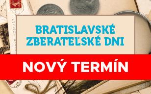 Bratislavské zberateľské dni sa uskutočnia na jeseň