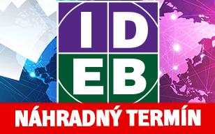 Veľtrh obrannej techniky IDEB sa presúva na rok 2021