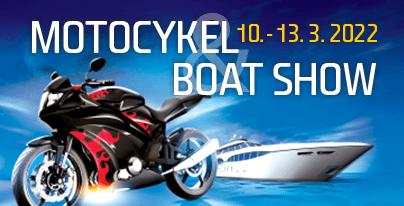 Motocykel - Boat Show 2022